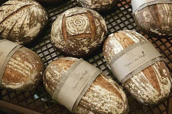 The General organic sour dough bread